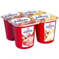 Zottis Fruits Επιδόρπιο Γιαυρτιου 4 X 125 gr
