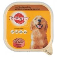 Pedigree Σκυλοτροφή με Κοτόπουλο & Γαλοπούλα 300 gr
