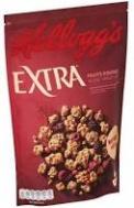 Kellogg's Δημητριακά Extra με  Κόκκινα Φρούτα 450gr