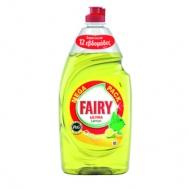 Fairy Λεμόνι Υγρό Πιάτων 900 ml