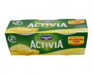 Activia Γιαούρτι με Λεμόνι 2 Χ 200 gr
