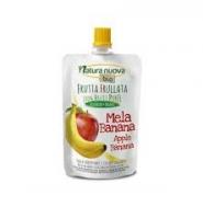 Natura Nuova Οργανικός Πουρές Μήλου 100  gr