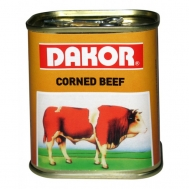 Dakor Corned Beef 340 gr