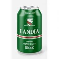 Candia  Μπύρα Κουτί 330 ml