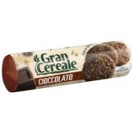 Gran Cereal Μπισκότα  Δημητριακών με Σοκολάτα 240 gr