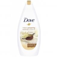 Dove Vanilla & Shea Butter Αφρόλουτρο 700 ml