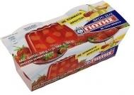 Γιώτης Φρούι Ζελέ Με Κομμάτια Φράουλα 2x165 gr