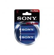 Sony Μπαταρίες Alkaline Τύπου C Plus 2 TMX