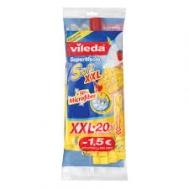 Vileda Σφουγγαρίστρα Soft XXL