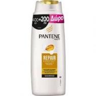 Pantene Σαμπουανν Repair & Protect  400 +200 ml Δωρο