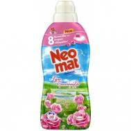Neomat Συμπυκνωμένο Μαλακτικό Άγριο Τριαντάφυλλο 750 ml