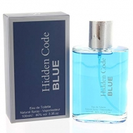 Hidden Code  Blue  Eau de Toilette 100 ml
