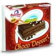 Balconi Τούρτα Choco Dessert 400 gr