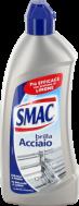 Smac Brilla Acciaio Κρέμα Καθαρισμού 500 ml