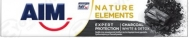 Aim Nature Elements Charcoal Οδοντόκρεμα 75 ml