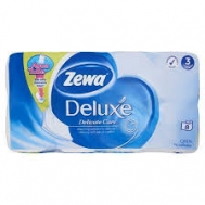 Zewa Deluxe Delicant Care Χαρτί Υγείας 8 Ρολά