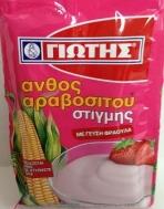 Γιώτης Άνθος Αραβοσίτου Στιγμής Φράουλα 62 gr