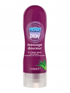 Durex Olio Massage Aloe Vera 200 ml