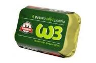 Τσακιρη  Αυγά  Ω3  6άδα