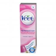 Veet Lotus Milk & Jasmine Κρέμα Normal Skin 100 ml
