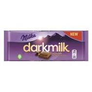 Milka Σοκολάτα Dark Milk Alpine 100 gr