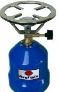 Argi Gas Καμινέτο Πλάστικό Καμπάνα