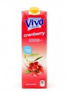 Viva Cranberry Φρουτοποτό 1 lt