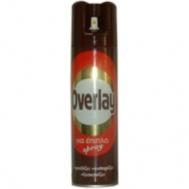 Overlay  Spray Καθαριστικό Γυαλιστικό Επίπλων 250 ml