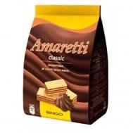 Amaretti Choco Γκοφρέτα Σακούλα 135 gr