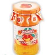 Ομοσπονδία Μαρμελάδα Πορτοκάλι 360 gr