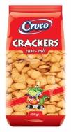 Croco Crackers Salt Αλμυρά Μπισκότα 400 gr