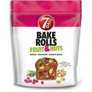 Bake Rolls Fruits & Nuts Φυστίκι & Κράνμπερυ 80 gr