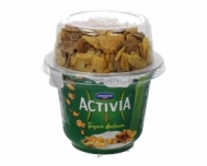 Activia με Δημητριακά Τραγανή Απόλαυση 200 gr