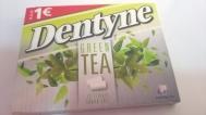 Dentyne Τσίχλα Πράσινο Τσάι 16.8 gr