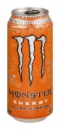 Monster Energy Drink Sunrise 500 ml