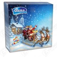 Gama  Χαρτοπετσέτες Πολυτελείας Χριστουγεννιάτικες  20 τεμάχια