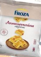 Froza Λουκανοπιτάκια 800 gr