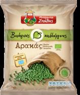 Μπάρμπα Στάθης Βιολογικές Καλλιέργιες  Αρακάς 450 gr