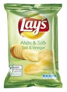 Lays  Πατατάκια με Ξύδι 130  gr