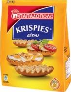 Παπαδοπούλου Krispies Σίτου 200 gr