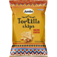 Jumbo Tortillia Nacho Chesse 200 gr
