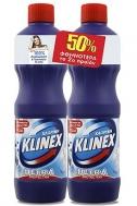 Klinex Ultra Χλωρίνη Μπλε 2 x 1250 ml