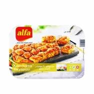 Αλφα Κασσιατα  Ζαγορίου με  Κρεμμύδι & Πληγούρι 650  gr