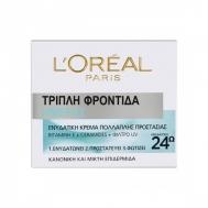 L'Oreal Paris  Triple Active Normal Skin  Κρέμα  Ημέρας 50 ml