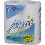 Maxi Ρολό Κουζίνας 3-Φυλλο 2Χ 550 gr