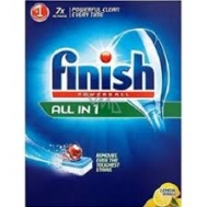 Finish Ταμπλέτες Πλυντηρίου Πιάτων Όλα σε 1 56 Τεμάχια