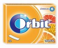 Orbit Τσίχλα Tropical 31 gr