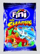 Fini Ζελέ Καρχαρίες 100 gr
