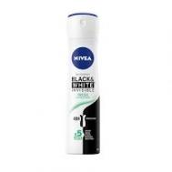 Nivea Black & White Fresh Αποσμητικό Σώματος 150 ml