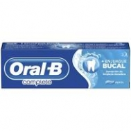 Oral B Complete Mint Οδοντόκρεμα 75 ml